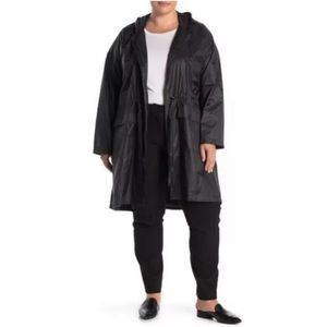 Eileen Fisher Jackets & Coats - NEW Eileen Fisher 2X Eggshell Recycled Nylon $318